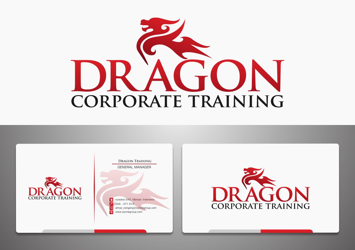 logo for Dragon Corporate Training