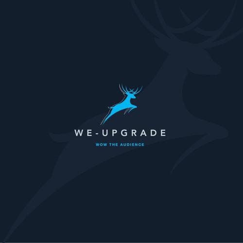logo for we upgrade