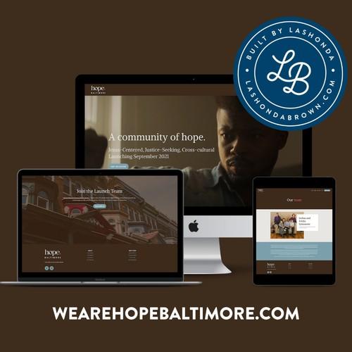 HOPE BALTIMORE | Church
