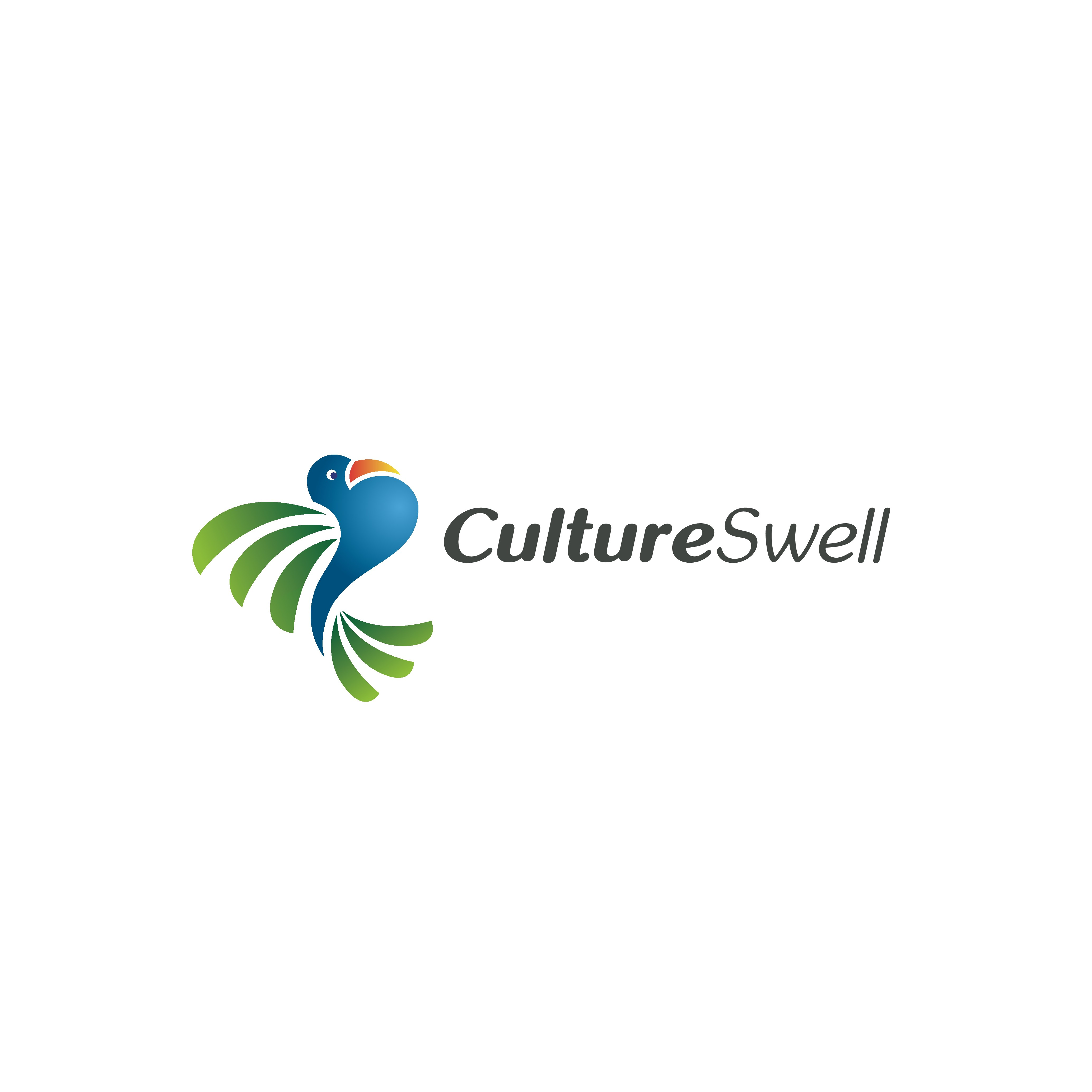 Create a fresh colorful design for CultureSwell