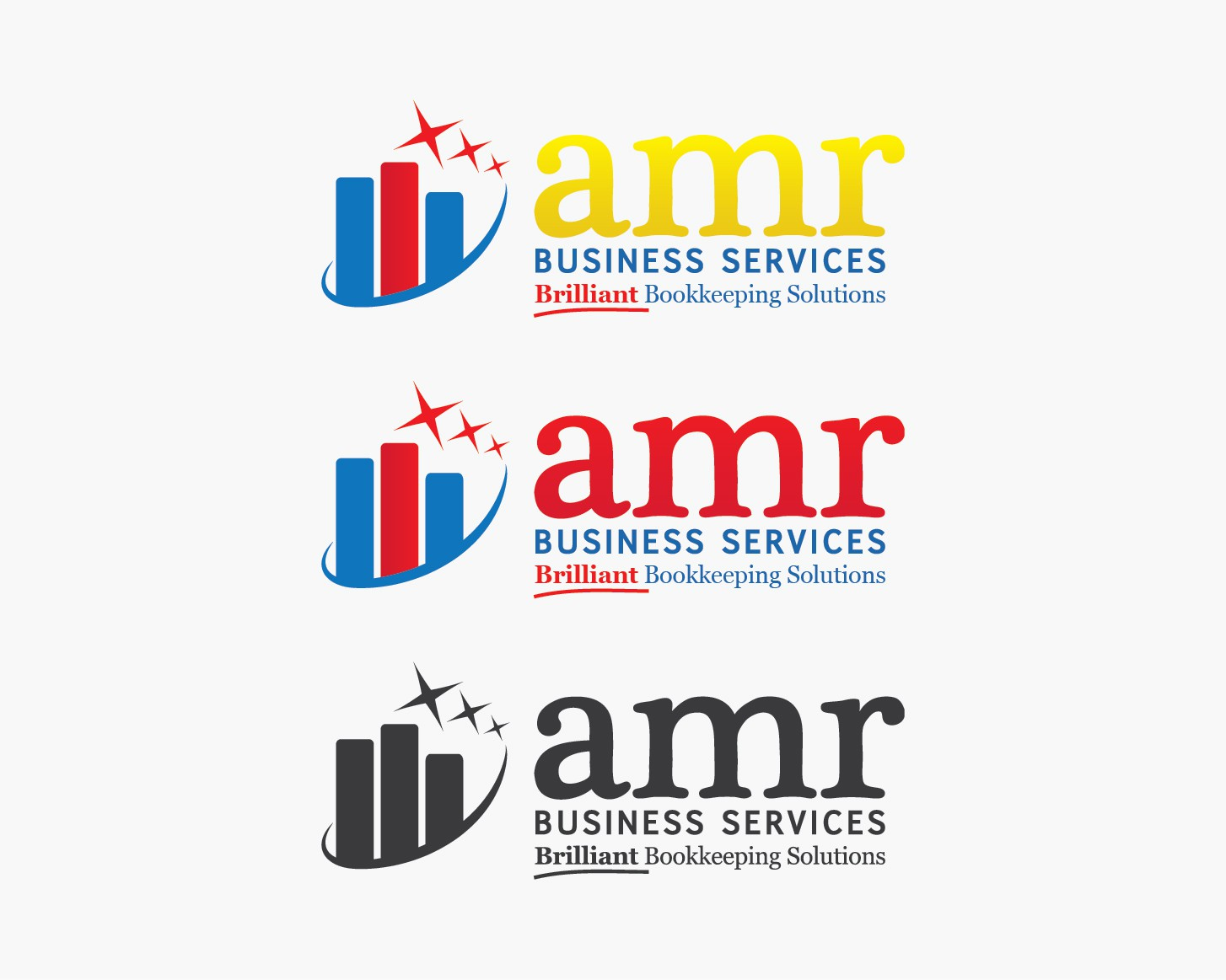 New logo wanted for amr Business Services