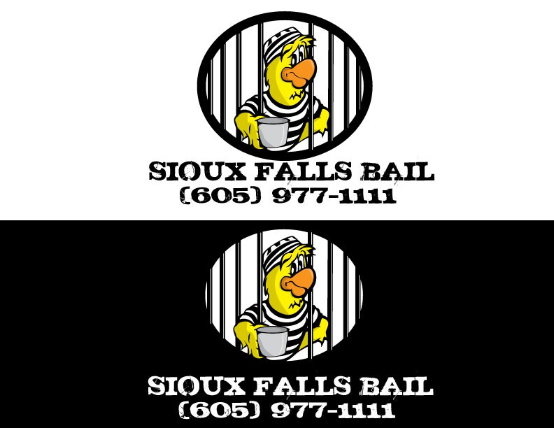 New logo wanted for SIOUX FALLS BAIL           977-1111