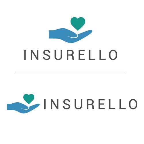 Insurello Logo Concept