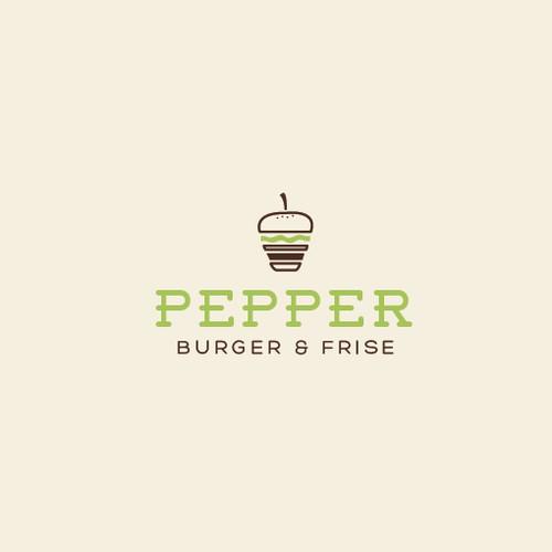 Pepper · Burguer & Frise