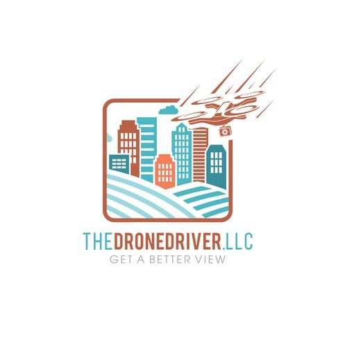 Drone & City