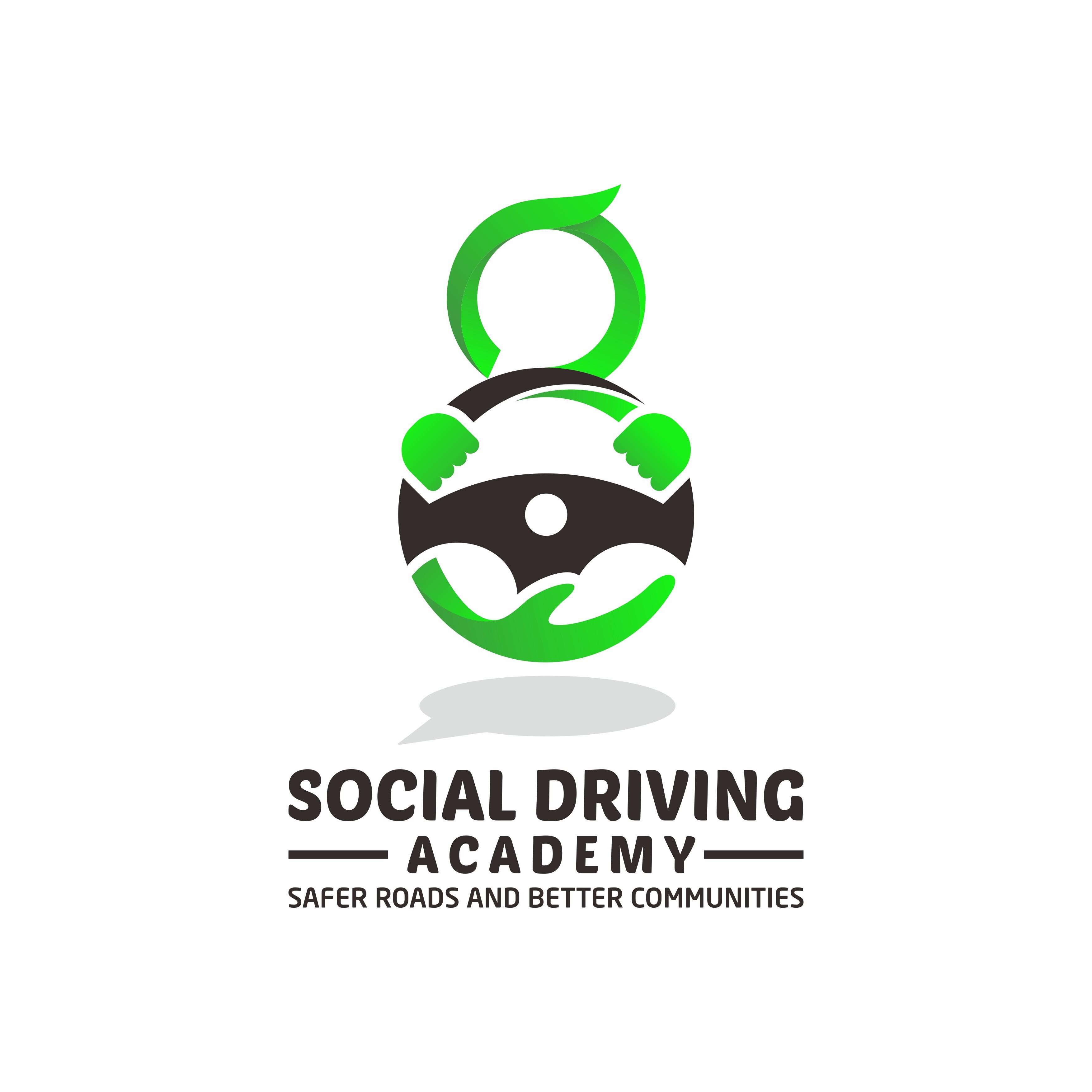 Driver education business logo refresh