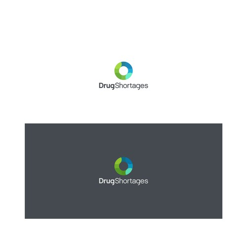 Create a Simple Logo for an Informational Drug Company