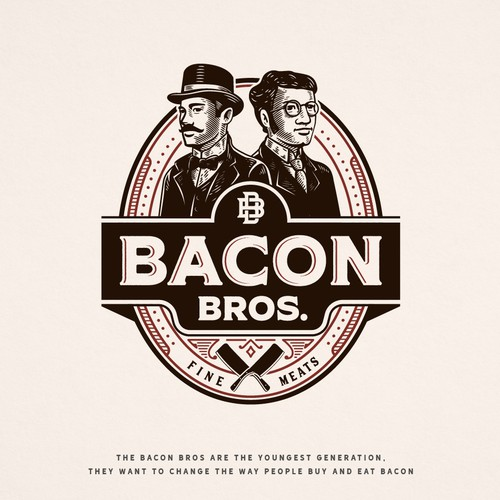 Bacon Bros. Logo