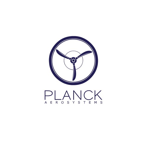 Create an iconic logo for a groundbreaking aviation company