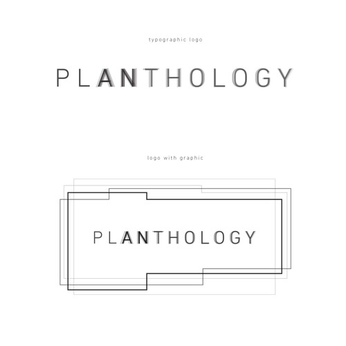 logo for contemporary house plan website