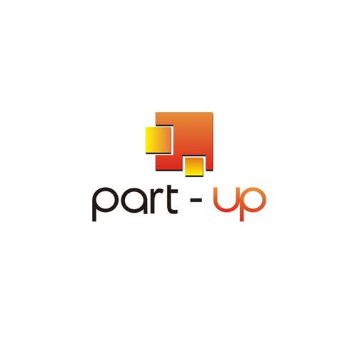 Create a new visual identity for Part-up