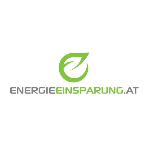 Erstellt ein cooles Logo für den Titel der Energieeinsparung