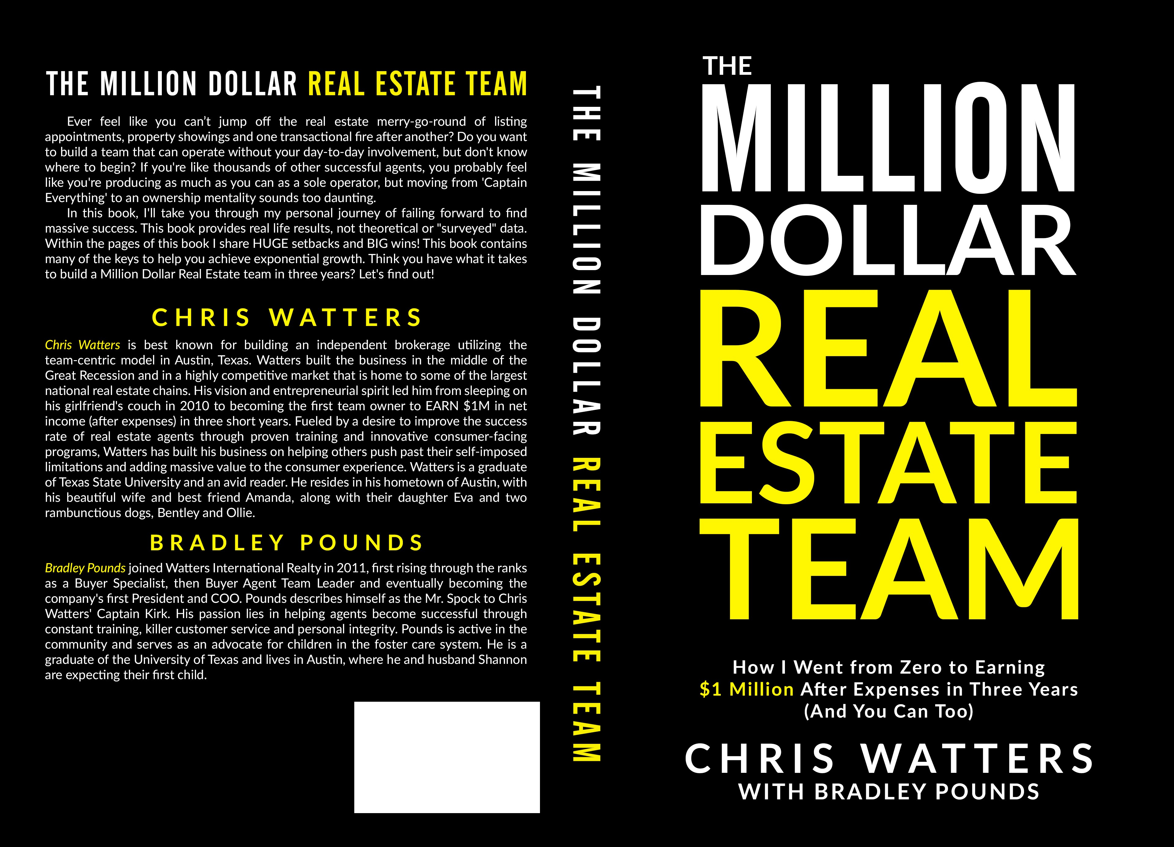 Highly Caffeinated Real Estate Co. - Needs Book Cover