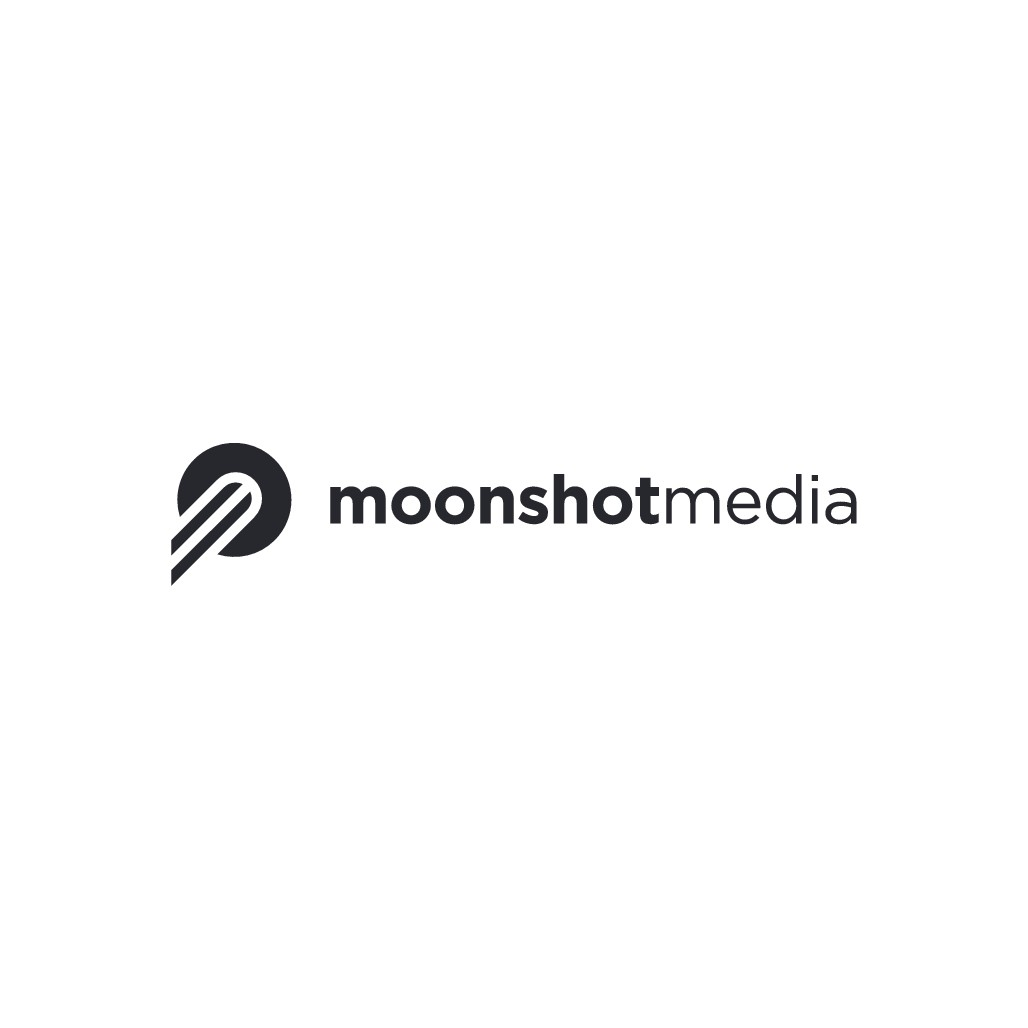 Shooting for the Moon with a great new logo!