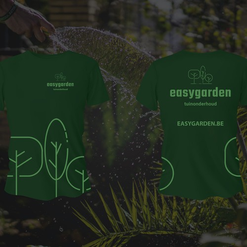EasyGarden Workwear T-Shirt