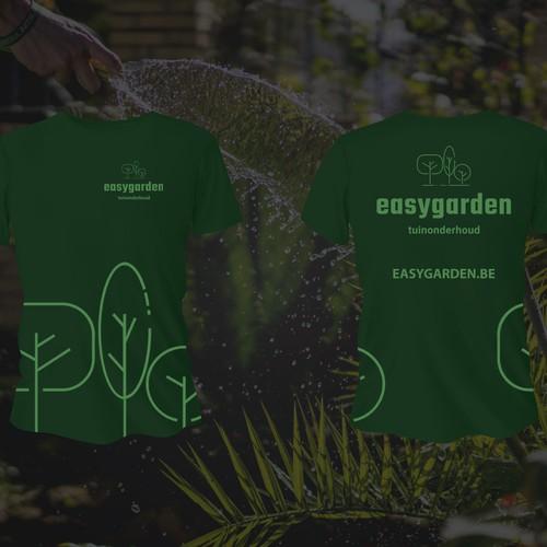 EasyGarden Workwear T-Shirt