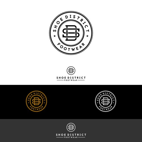 Retail Shoe Store Logo Design