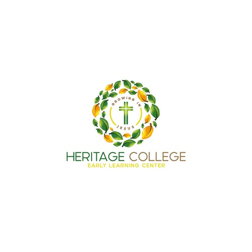 Logo for heritage college