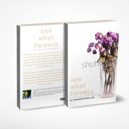 See What Flowers Book Concept 2