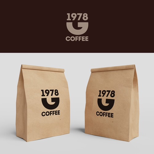 Logo for coffee brand