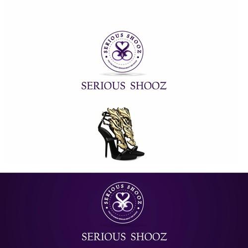 Logo for Online Shoes Shop