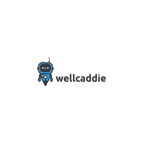 Easy to Animate Robot Logo Proposal