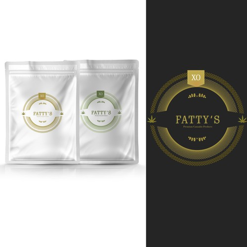 cannabis logo for packaging