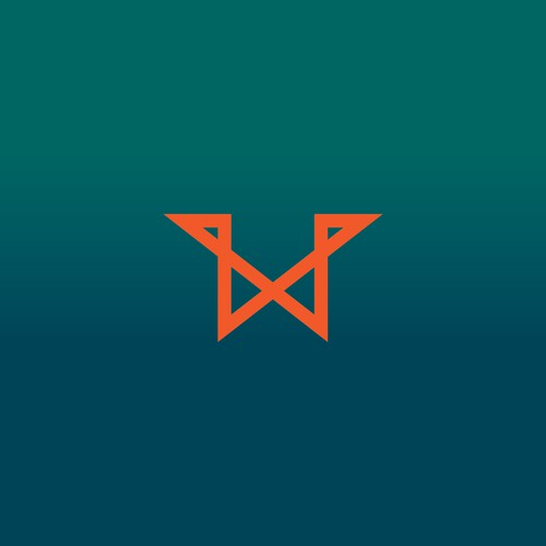 H -  monogram