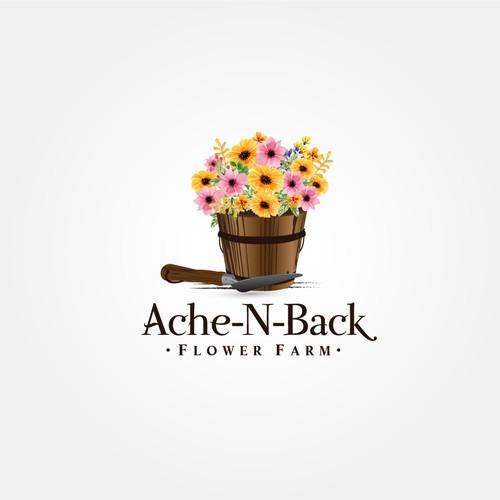 LOGO ACHE-N-BACK