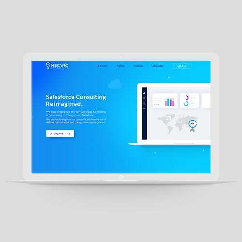 Mecano - Salesforce Consuling