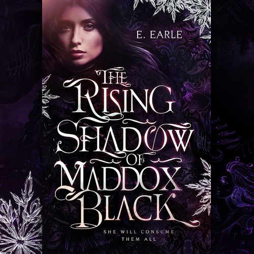 THE RISING SHADOW OF MADDOX BLACK by E. Earle
