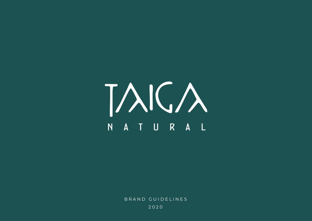 Taiga brand guide