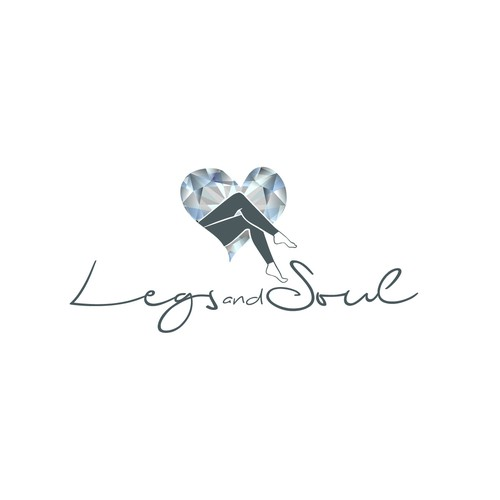 Create a company logo for Legs and Soul