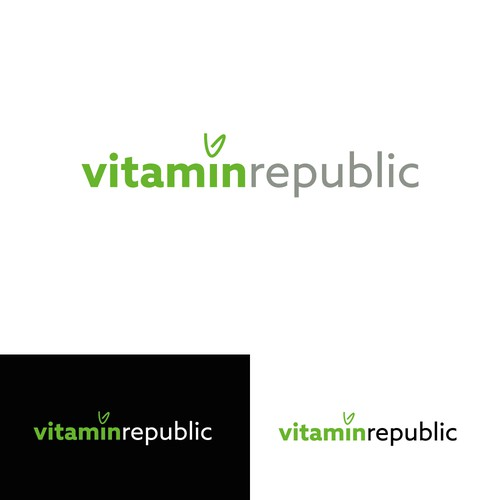 Logo Concept for supplement company