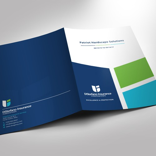 Proposal Design for DiStefano Insurance