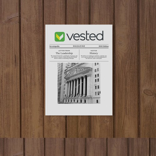 Vested Magazine
