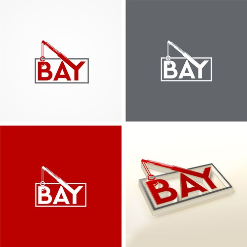 BAY Crane logo