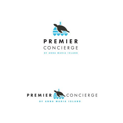 Logo for Premier Concierge Service on Anna Maria Island.