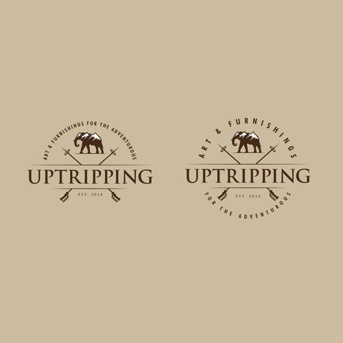 Uptripping. Art & Furnishings for the Adventurous