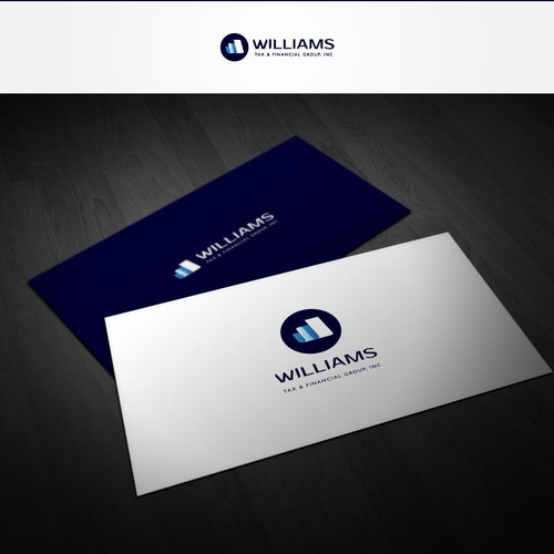 Logo Design Concept for Williams Tax & Financial Group