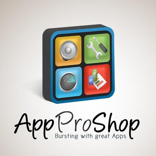 App Pro Shop logo