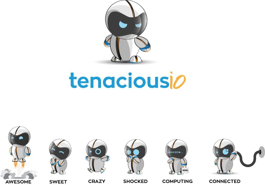 Help create a fun and professional mascot for my cloud/virtualization brand!!!