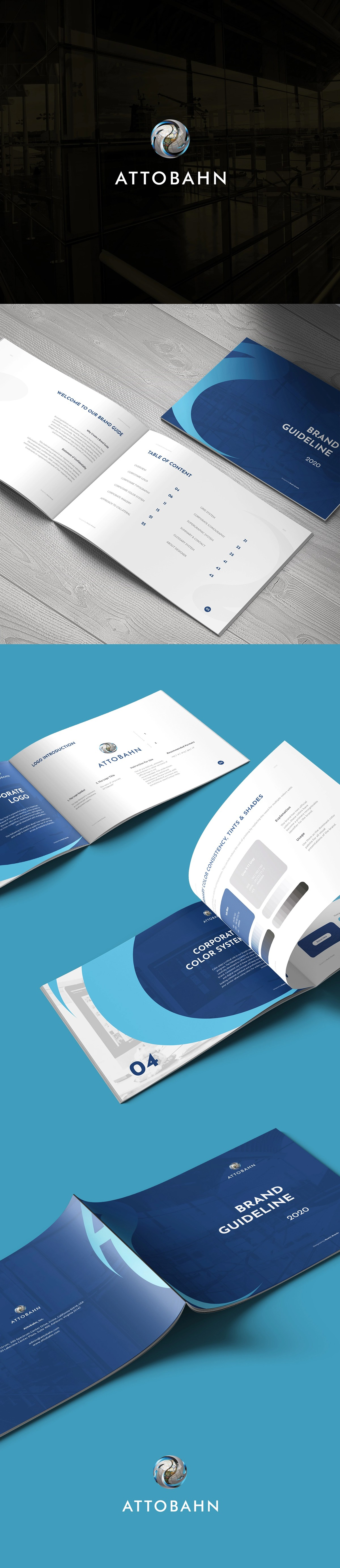 Attobahn Brand Standard / Guidelines Project