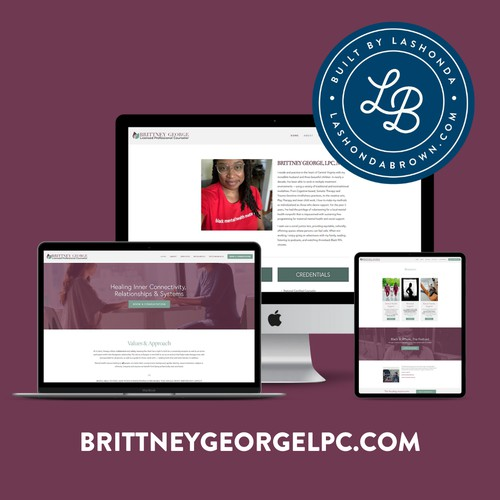 BRITTNEY GEORGE | Licensed Professional Counselor