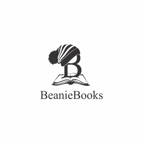 Logo Concept to Beanie Books