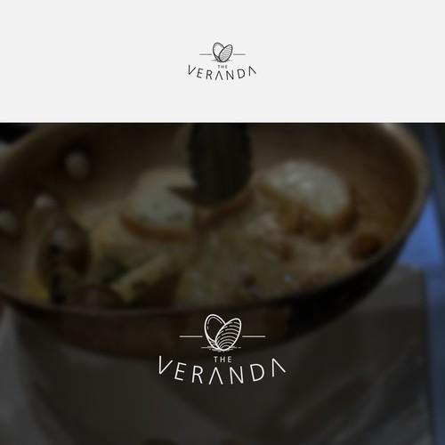 Logo for The Veranda