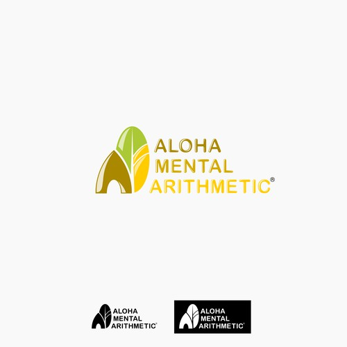 Playful , Feminine, an youthful logo For ALOHA