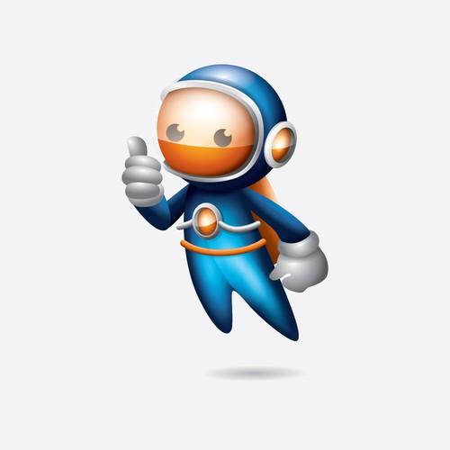 Astronaut needed - Cool Tech company