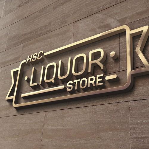 HSC Liquor Store LOGO