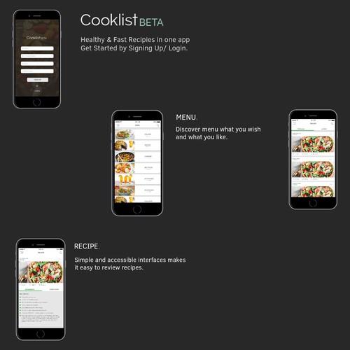 cooklist Beta